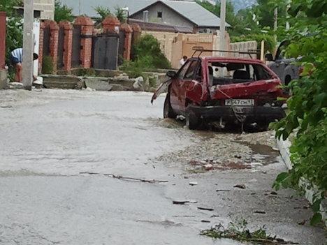 Наводнение на кубани добавьте в