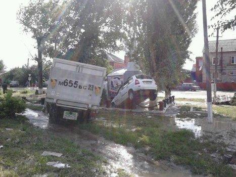 Фото наводнение на кубани