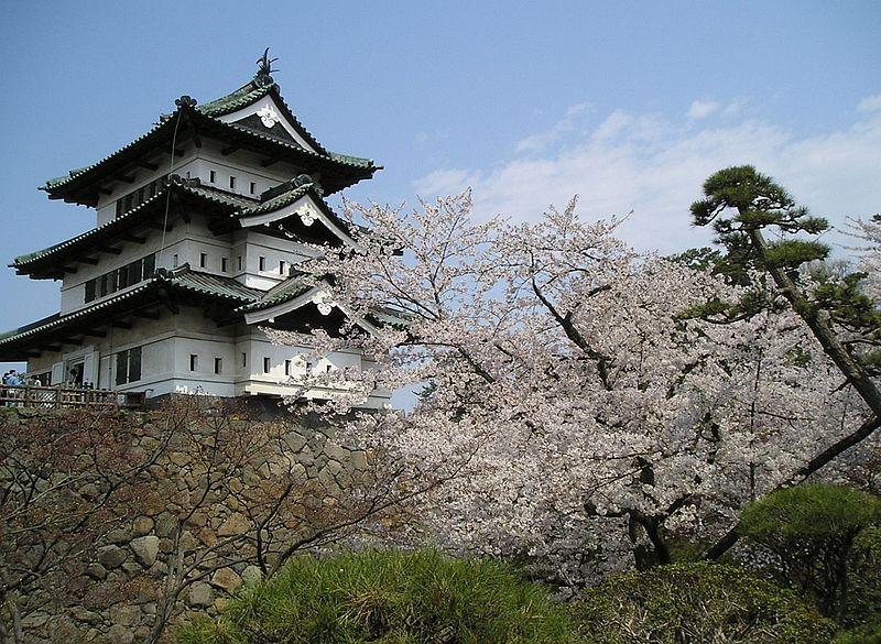 hirosaki-castle