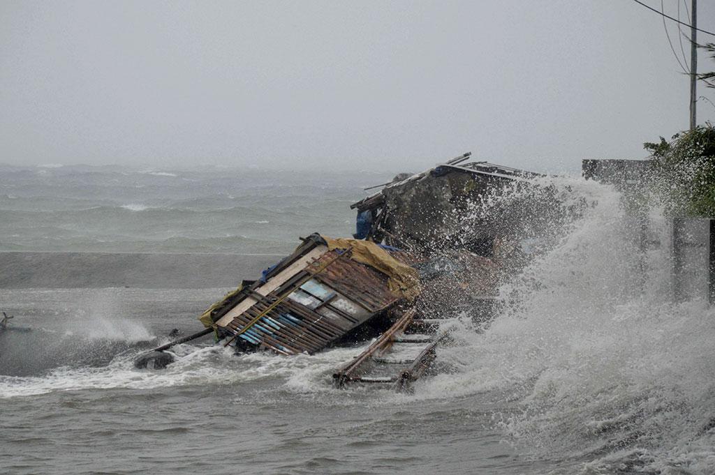 Тайфун видео